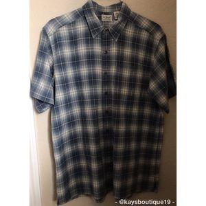 L.L. Bean Button Up Shirt Size L-Tall